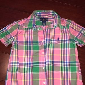 Polo Ralph Lauren, Boys, Size 6, button down! EUC
